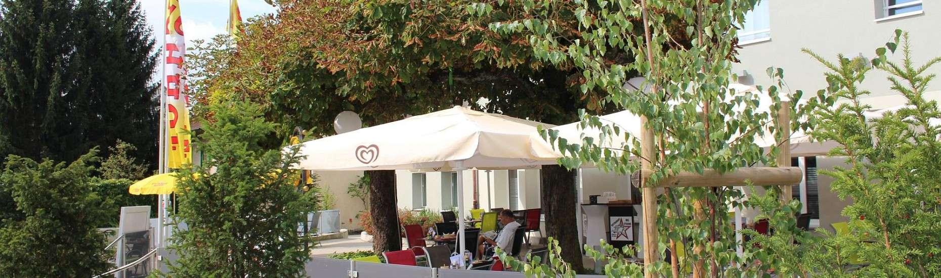Restaurant Steibruechli Brugg Lauffrohr Slider aussen